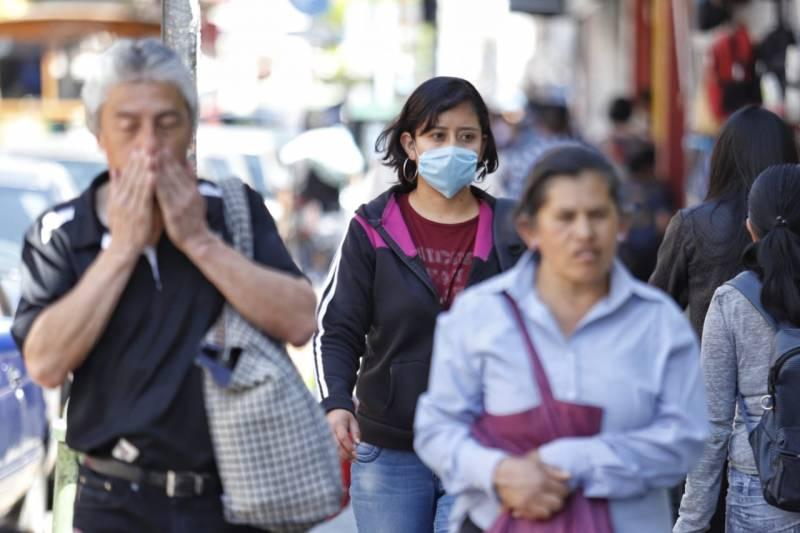 Hidalgo se mantiene en color naranja del semáforo de riesgo epidemiológico