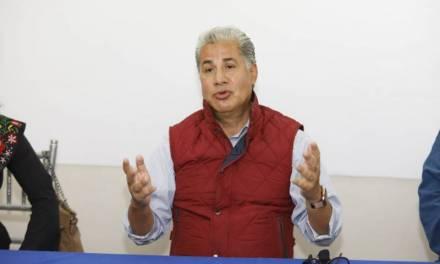Aspirante a la presidencia de Morena Hidalgo respalda a Veras Godoy para candidatura a alcaldía