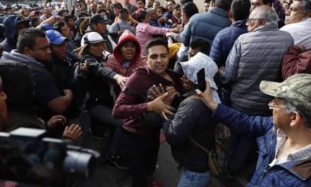 Militantes de Morena enfurecen por imposición de candidatos