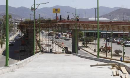 Segunda etapa de Supervía Colosio lleva 80 % de avance