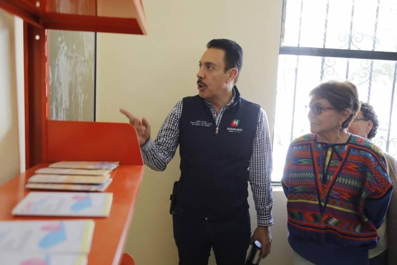 Inauguran el Centro Comunitario de El Bordo