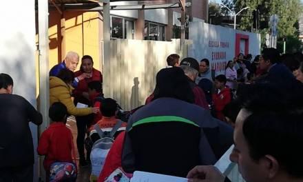Se registra importante ausentismo escolar en Hidalgo