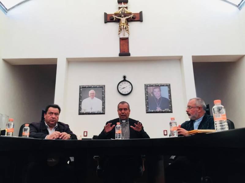 Arzobispo de Tulancingo sugirió que los Viacrucis se realicen sin la asistencia feligreses