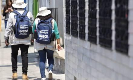 Continúa Censo de Vivienda a pesar de la pandemia