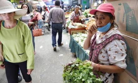 Buscan instalar un túnel sanitizador en Central de Abasto de Pachuca
