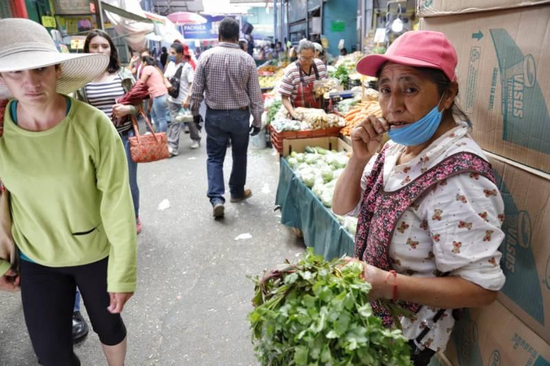 Emiten nuevas medidas preventivas para Central de Abasto de Pachuca
