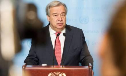 ONU lanza Plan Mundial de Respuesta Humanitaria al COVID-19