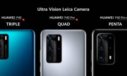 Huawei presenta nuevos modelos P40; tendrán un costo de hasta 35 mil pesos