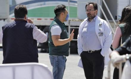 Casos de coronavirus en Hidalgo aún no son de dispersión comunitaria: SSH