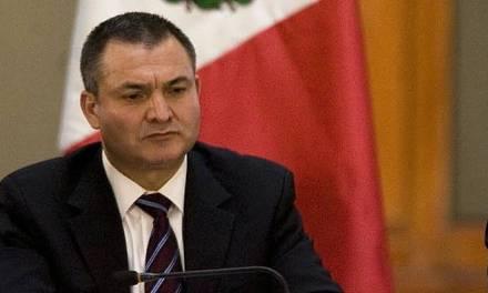 García Luna se quedará detenido en Nueva York