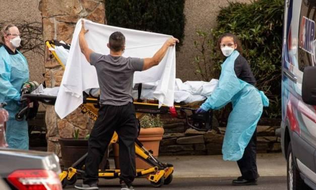 Estados Unidos superó las tres mil muertes por COVID-19