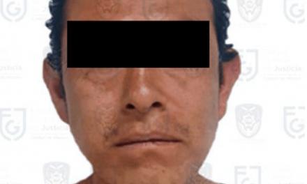 Detienen a sujeto con pornografía infantil, la víctima era su hija