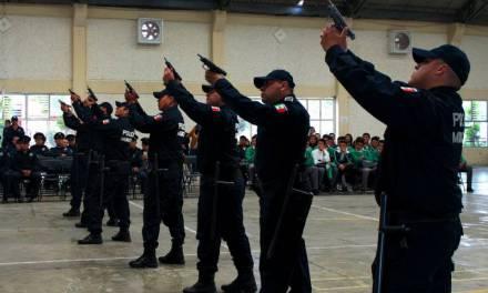 Buscan nuevos policías municipales para Tizayuca
