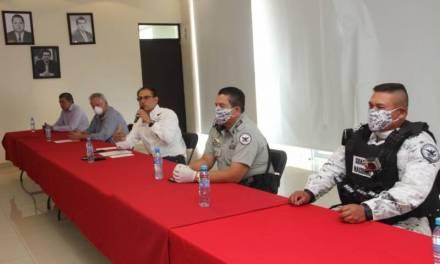 Alcalde de Tulancingo recorre las calles para invitar a la población a quedarse en casa
