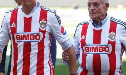 Fallece Tomás Balcázar, abuelo de 'Chicharito Hernández'