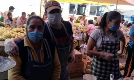Anuncian fechas especiales de instalación de tianguis en Santiago Tulantepec