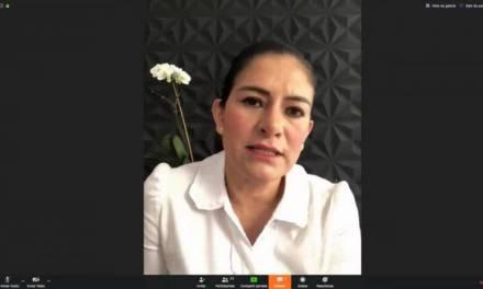 Propone regidora de Pachuca condonación del 50 por ciento en pago predial