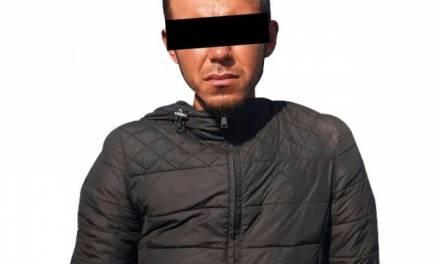 Detienen a individuo por presunto robo a clínica en Pachuca