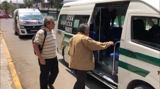 Incrementan quejas hacia transporte público, en plena emergencia sanitaria