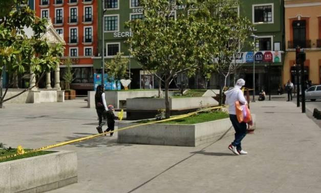 Continúa actividad en calles pachuqueñas pese a Covid-19