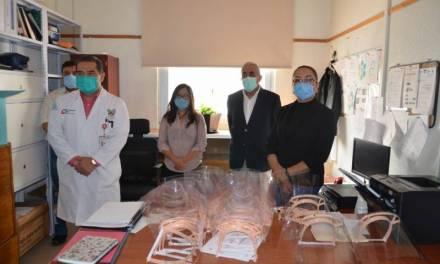Investigadores del ITP diseñaron protectores faciales para personal del HG de Pachuca