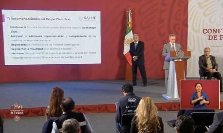 Proyectan que pandemia se alargue hasta el 25 de junio en el Valle de México