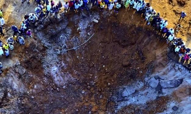 Caída de meteorito en Nigeria es Fake News