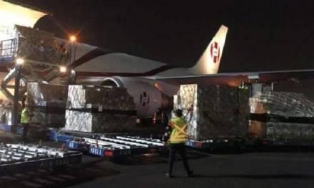 China envía a México 50 mil kits para detectar COVID-19