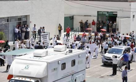 Instituciones de salud «en jaque» por desabasto de insumos médicos