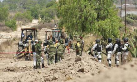 Se registra fuga de combustible en San Agustín Tlaxiaca