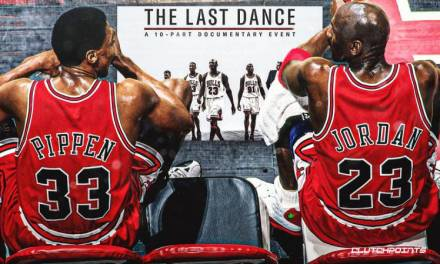 Netflix estrena The Last Dance, documental de Michael Jordan