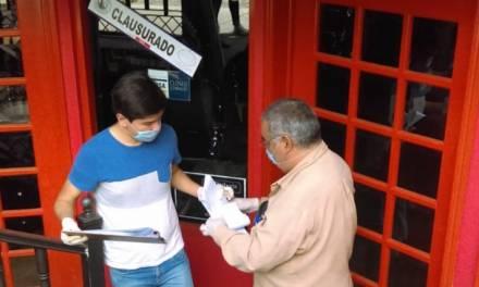 Clausuran barbería en Pachuca por exponer a empleados y ciudadanía ante COVID-19
