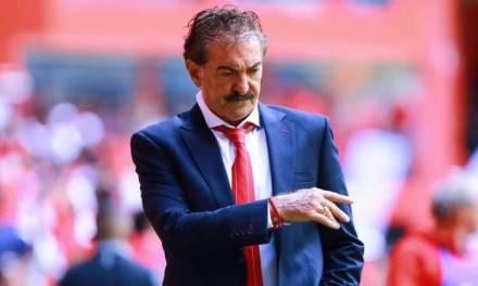 Ricardo La Volpe anuncia que no volverá a dirigir