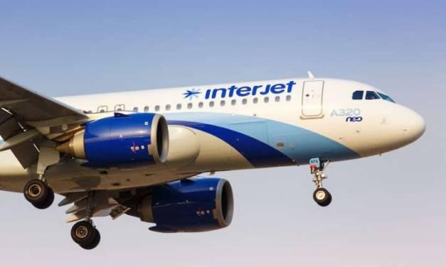 IATA suspende membresía a Interjet por falta de pago