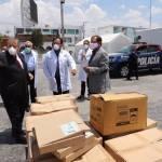 Se unen algunos empresarios hidalguenses a la causa para combate de pandemia