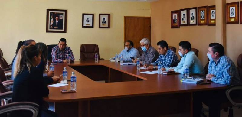 Ayuntamiento busca mejorar el servicio de agua potable en Zapotlán