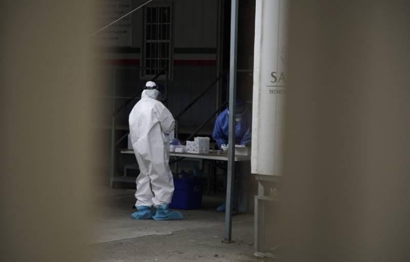 Casi dos millones de muertos por pandemia en el mundo