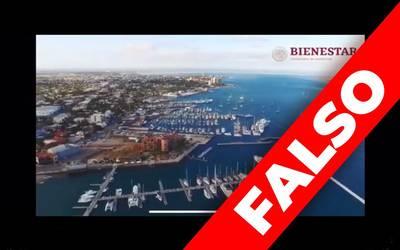 Secretaría del Bienestar se deslinda de video sobre austeridad en Baja California Sur