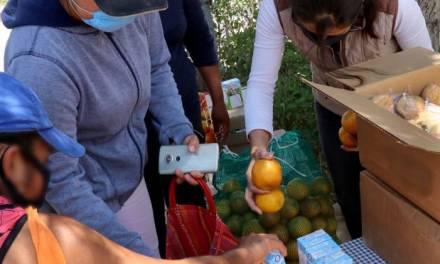 Más de 450 mil hidalguenses se han beneficiado con apoyos sociales por COVID-19