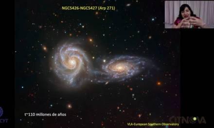 Colisión entre Galaxia Andrómeda y Vía Láctea es inevitable