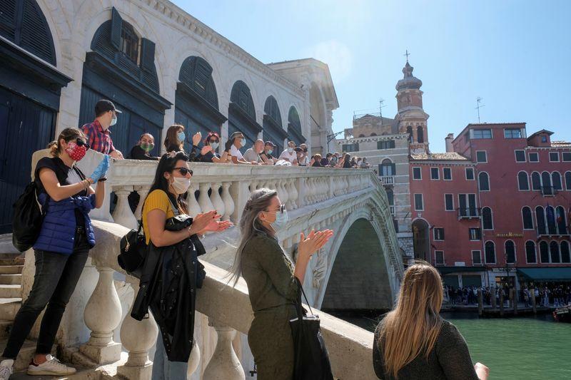 Disminuyen cifras alarmantes en Italia, Francia y España