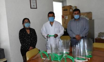 ITP ha donado 200 protectores faciales a instituciones de salud