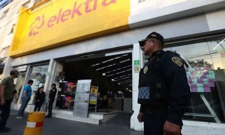 Gobierno federal señala que Grupo Elektra no quiere cerrar pese a no ser esencial