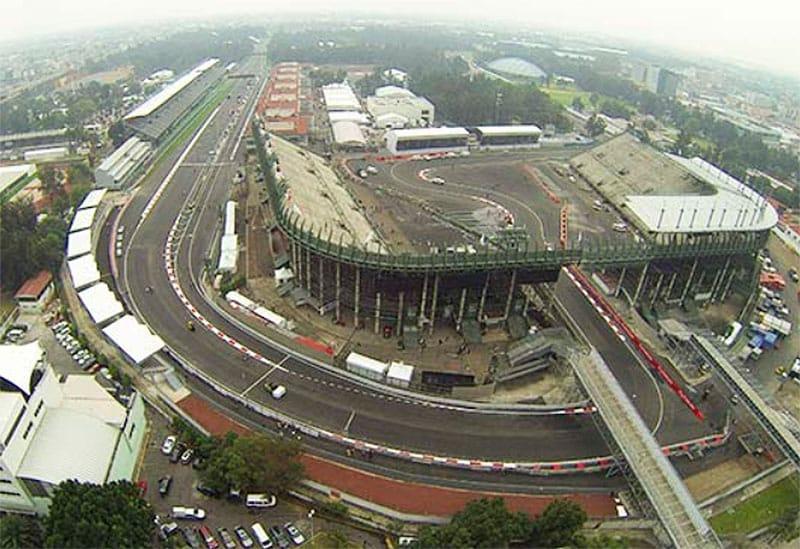 Autódromo Hermanos Rodríguez se convertirá en hospital para Covid-19