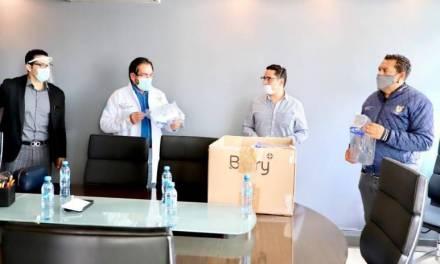 Entregará Cultura kit de insumos a personal de Salud