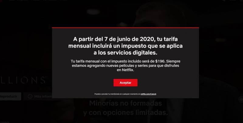Netflix y Play Station aumentarán sus precios