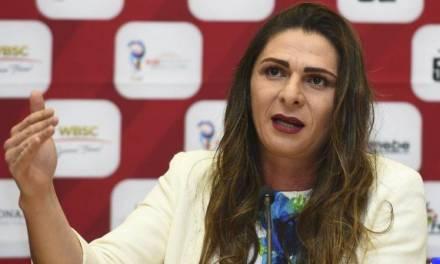 Denuncian a Ana Guevara por delito de extorsión