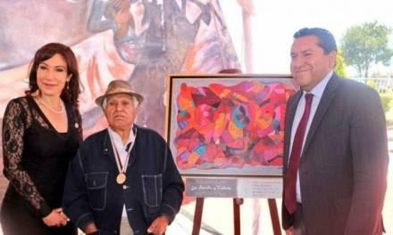 Falleció el pintor hidalguense Leo Acosta