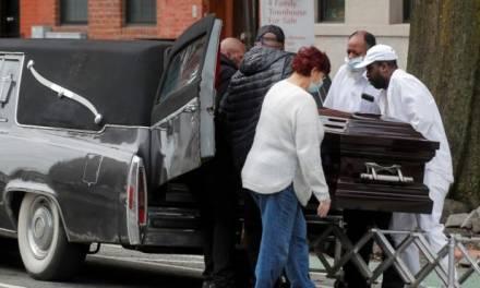 Estados Unidos supera las 100 mil muertes por COVID-19