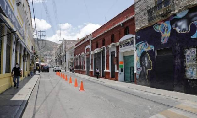 Pide Coparmex a negocios del centro de Pachuca no reabrir el 1 de junio